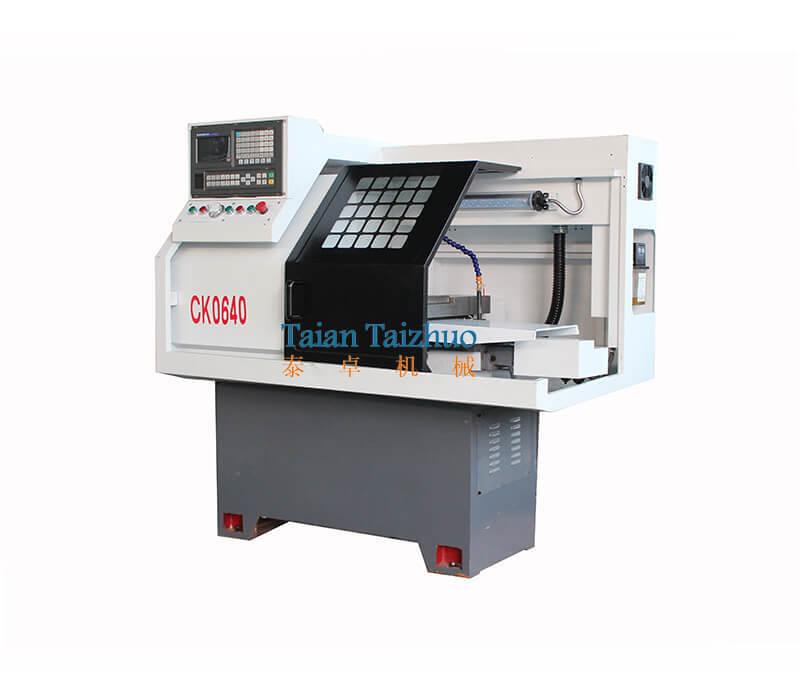 CNC Lathe Machine CK0640 2