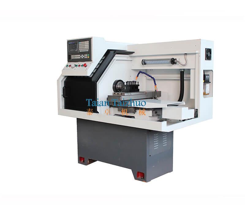 CNC Lathe Machine CK0640 4