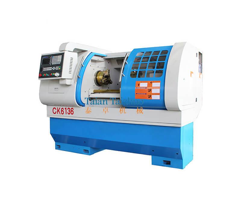 CNC Lathe Machine CK6136 2