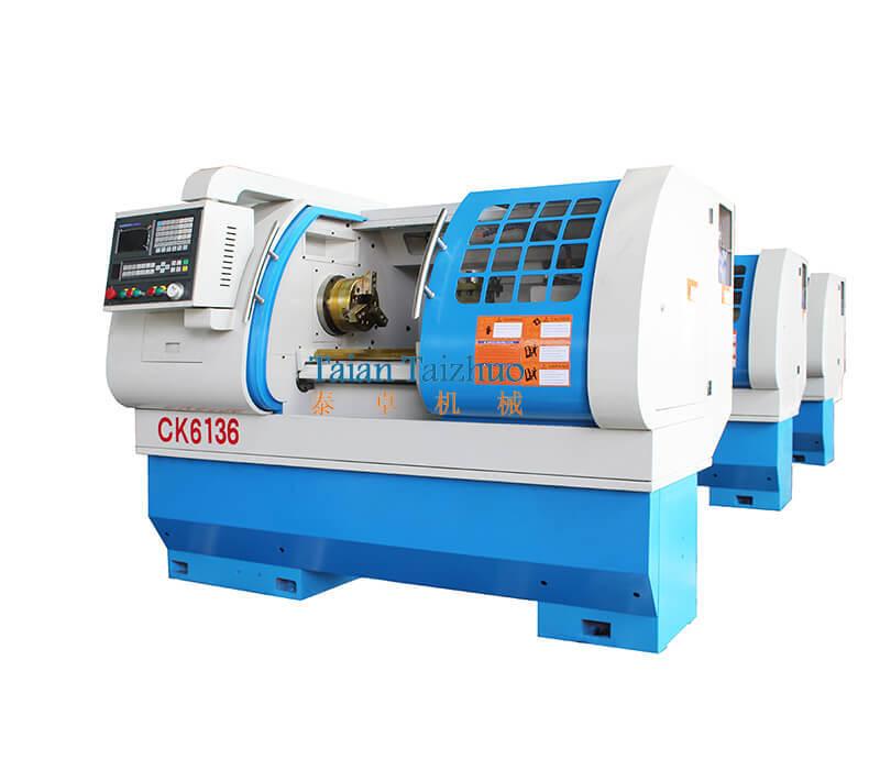 CNC Lathe Machine CK6136 3