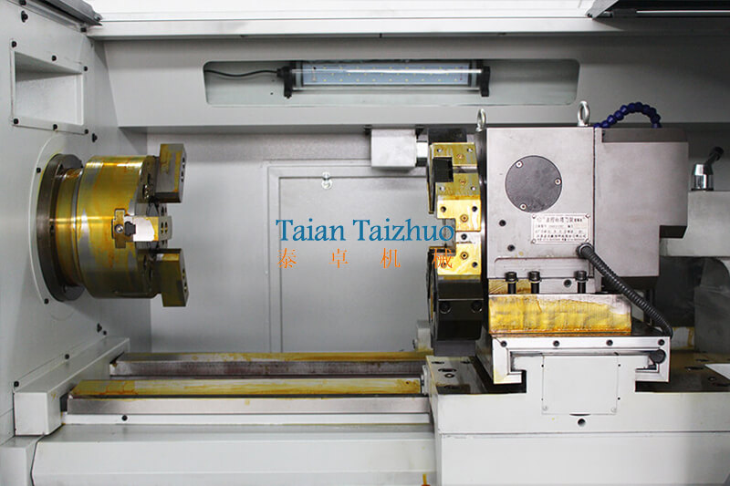 CNC Lathe Machine CK6150 (8)