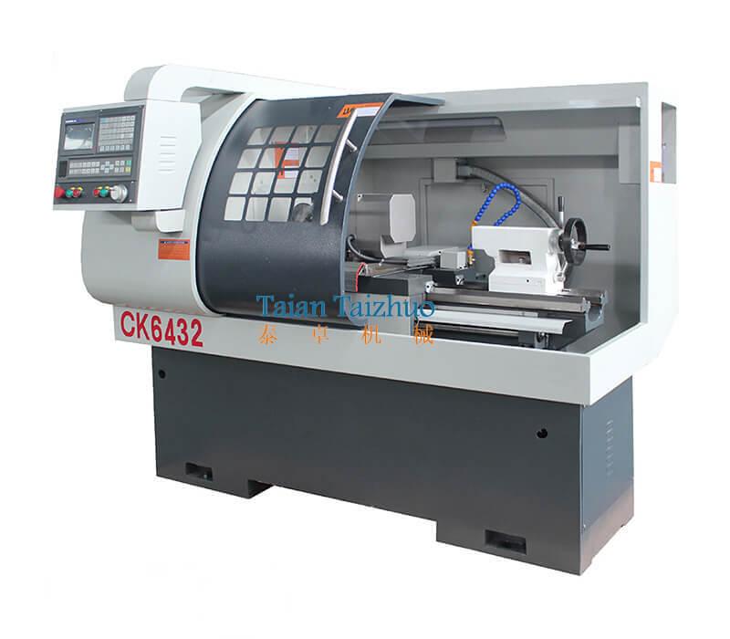 CNC Lathe Machine CK6432 2