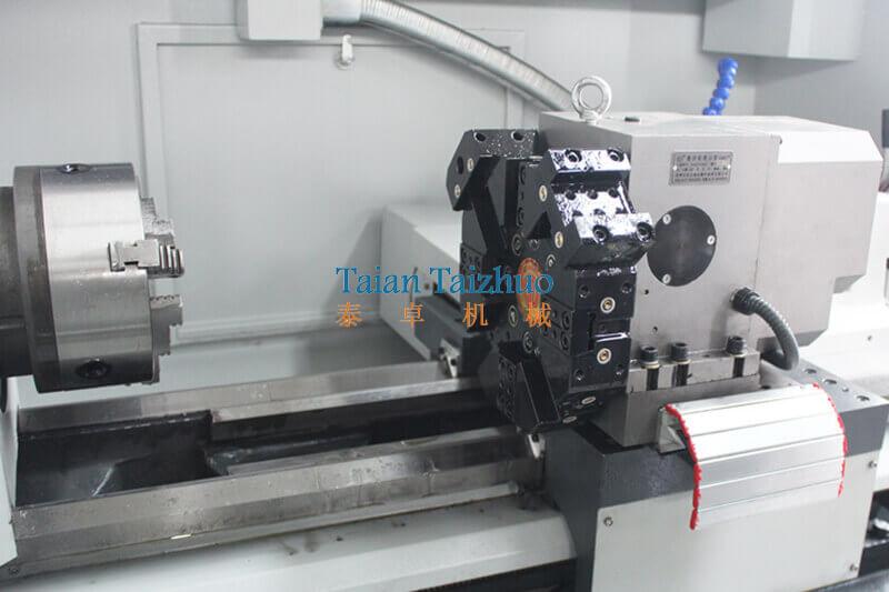 CNC Lathe Machine CK6432 6
