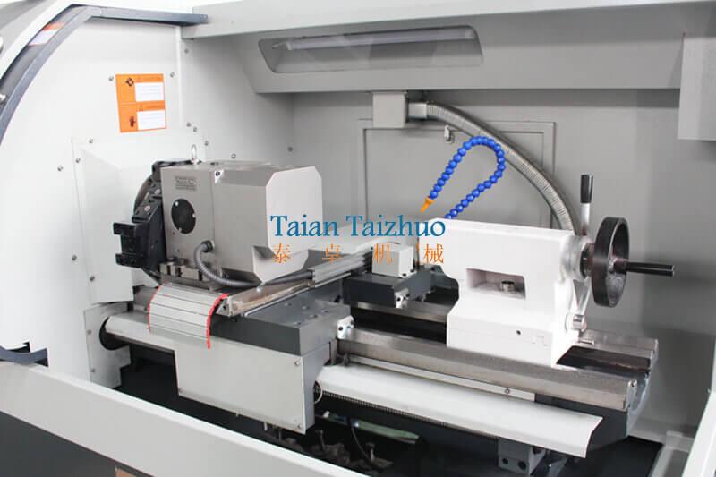 CNC Lathe Machine CK6432 7