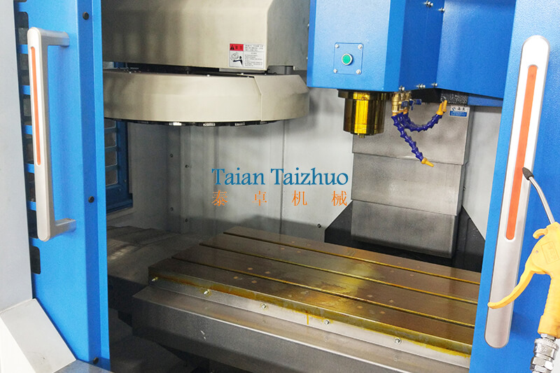 CNC Machining Center VMC1060 4