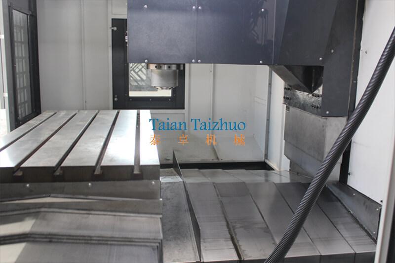 CNC Machining Center VMC1270 (10)