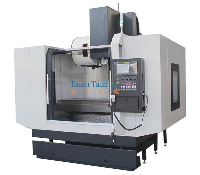 CNC Machining Center VMC1270 (3)