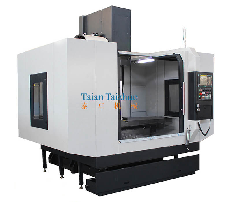 CNC Machining Center VMC1270 (5)
