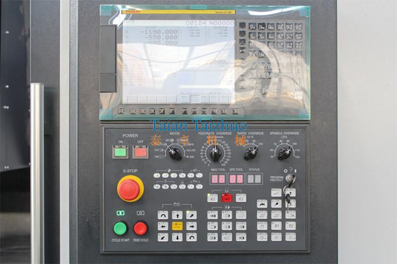 CNC Machining Center VMC1270 (7)