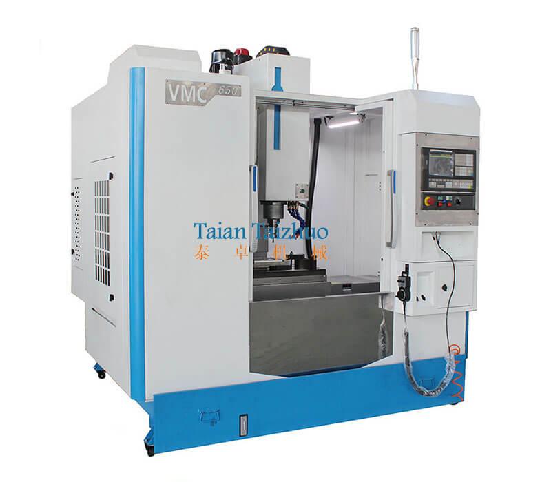 CNC Machining Center VMC650 (1)