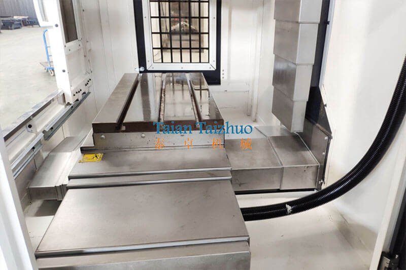 CNC Machining Center VMC650 (10)