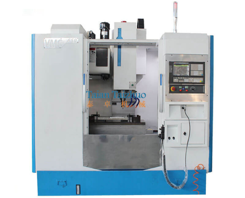 CNC Machining Center VMC650 (3)