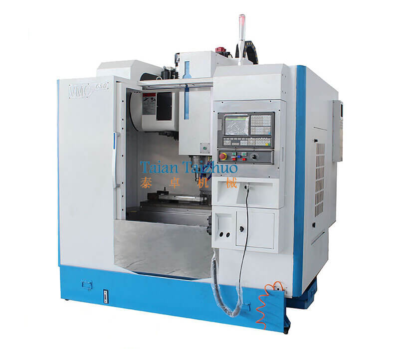 CNC Machining Center VMC650 (5)