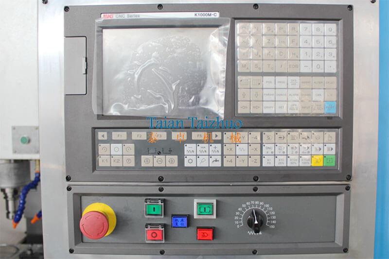CNC Machining Center VMC650 (7)