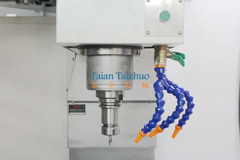 CNC Machining Center VMC650 (8)