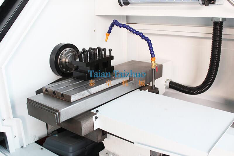 Flat Bed CNC Lathe Machine CK0640 03
