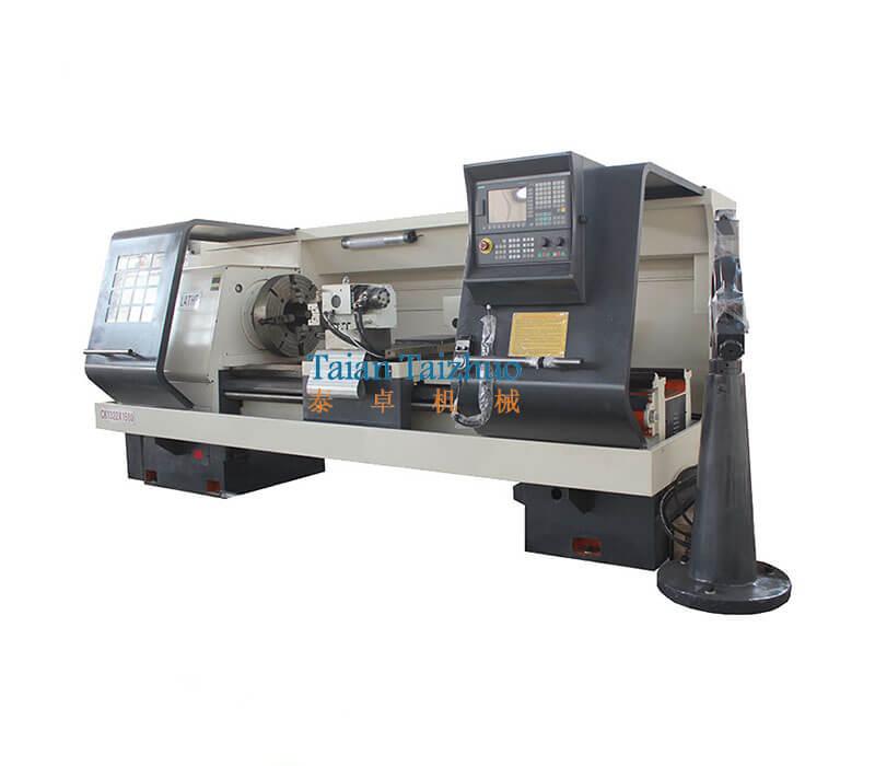 Pipe Threading CNC Lathe Machine CK1322 (1)
