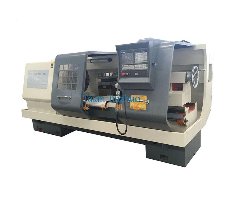 Pipe Threading CNC Lathe Machine CK245 (2)