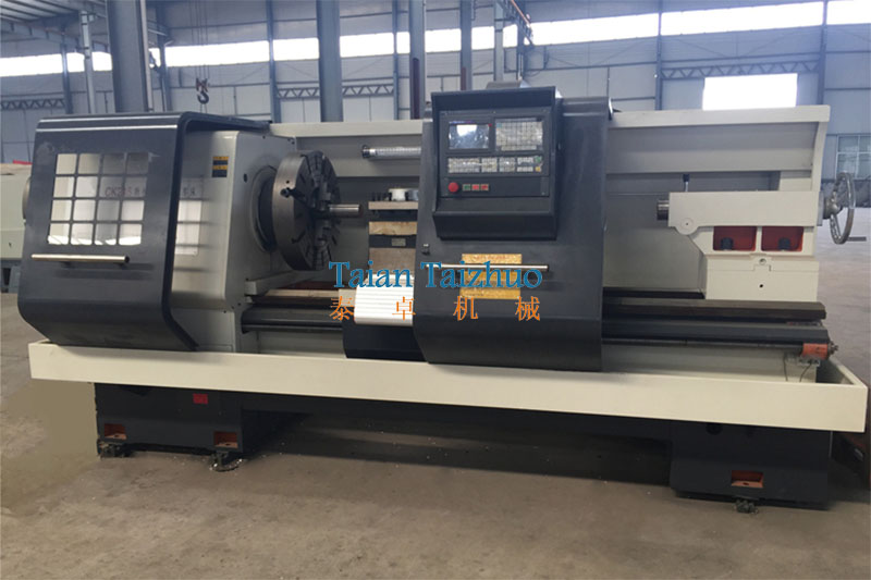 Pipe Threading CNC Lathe Machine CK245 (7)