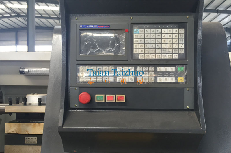 Pipe Threading CNC Lathe Machine CK245 (8)