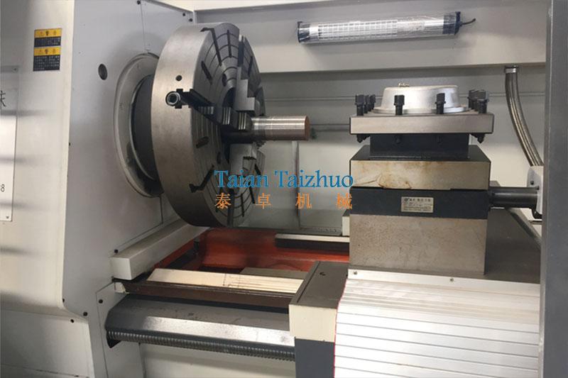 Pipe Threading CNC Lathe Machine CK245 (9)