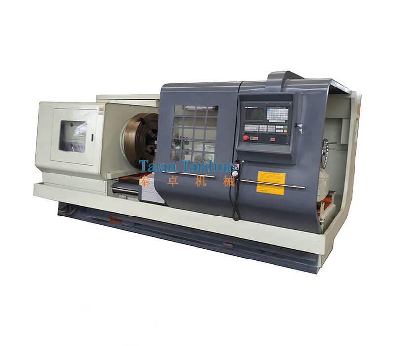 Pipe Threading CNC Lathe Machine CK350 (1)