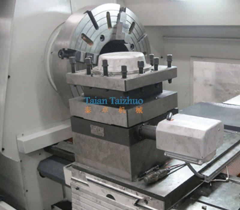 Pipe Threading CNC Lathe Machine CK350 (2)
