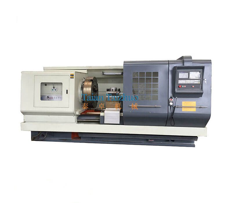 Pipe Threading CNC Lathe Machine CK350 (3)