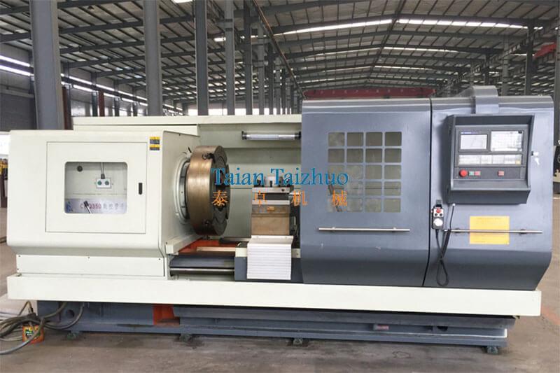 Pipe Threading CNC Lathe Machine CK350 (7)
