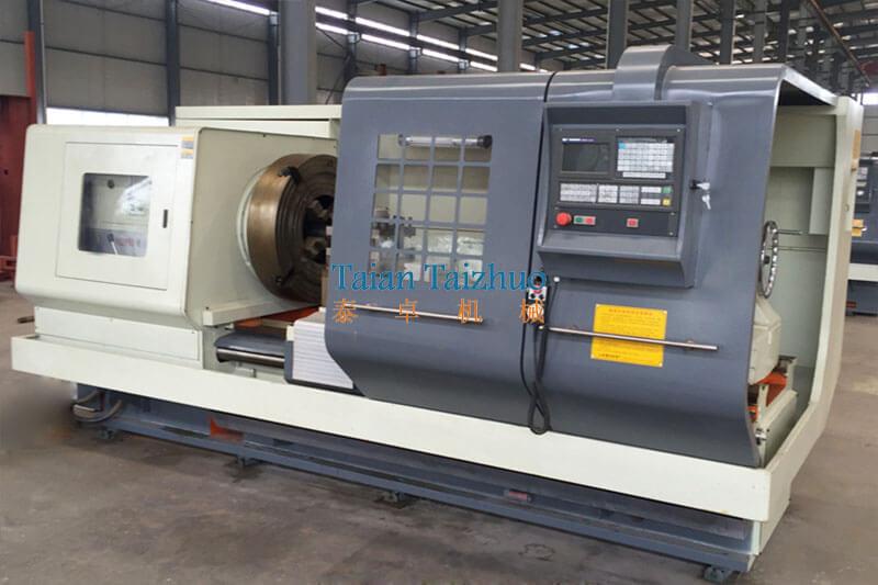 Pipe Threading CNC Lathe Machine CK350 (8)