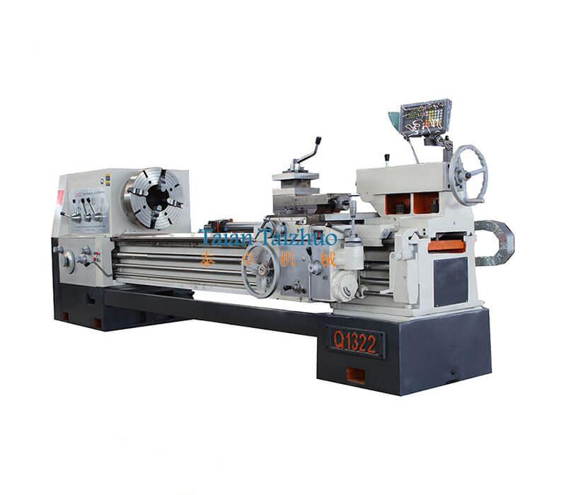Pipe Threading Universal Lathe Machine Q1322 5