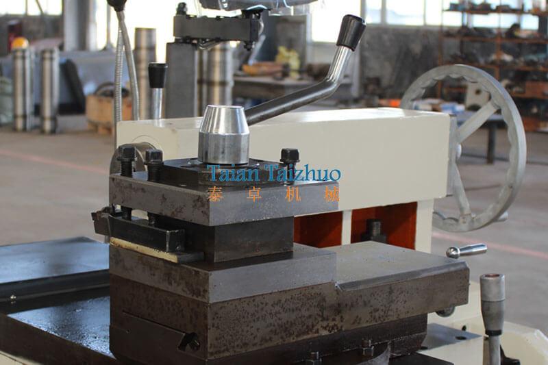 Pipe Threading Universal Lathe Machine Q1322 6