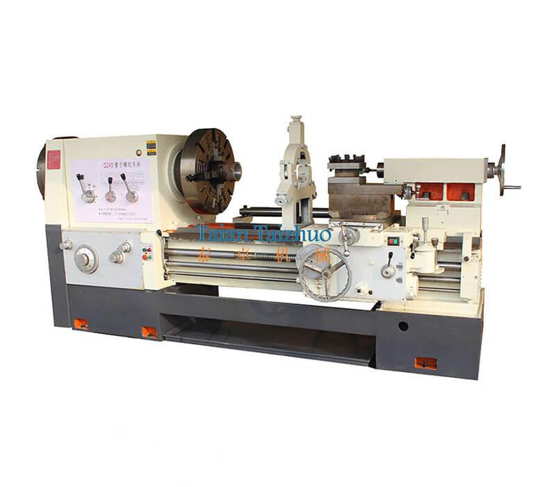 Pipe Threading Universal Lathe Machine Q245 (5)