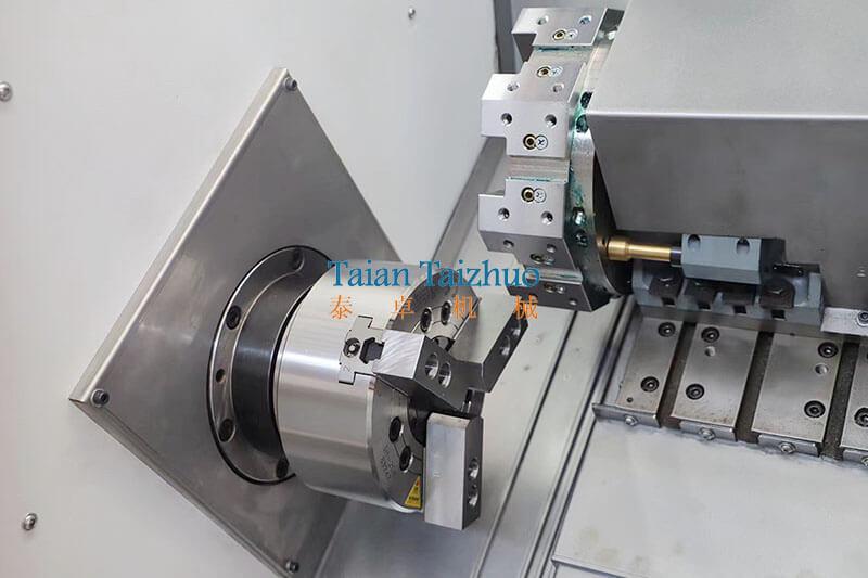 Slant Bed CNC Lathe TCK40A (3)