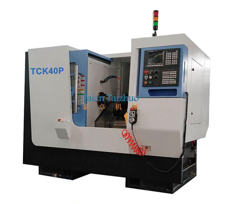 Slant Bed CNC Lathe TCK40P (3)