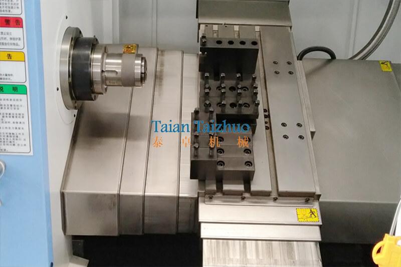 Slant Bed CNC Lathe TCK40P (5)