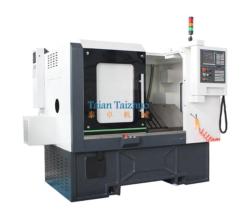 Slant Bed CNC Lathe TCK46P 2