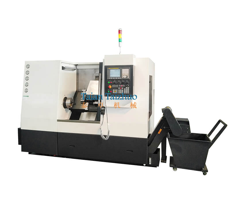 Slant Bed CNC Lathe TCK550 (2)