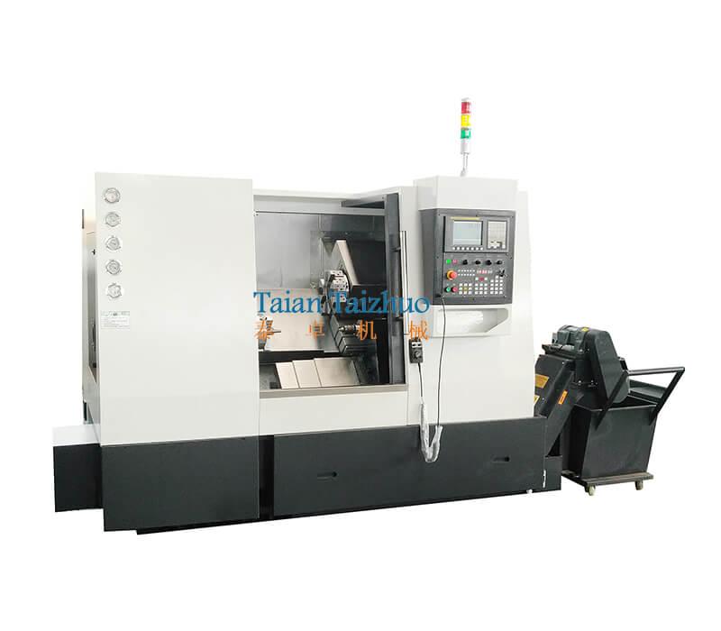 Slant Bed CNC Lathe TCK550 (3)