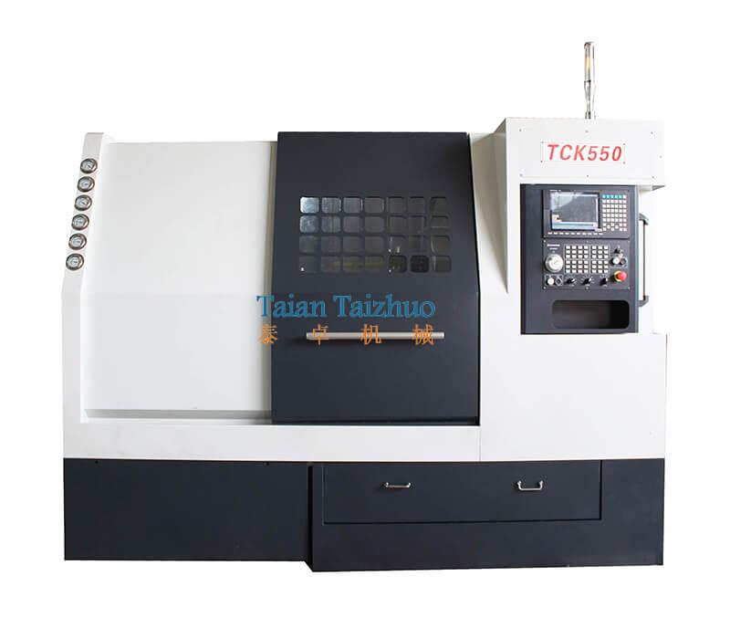 Slant Bed CNC Lathe TCK550C (2)