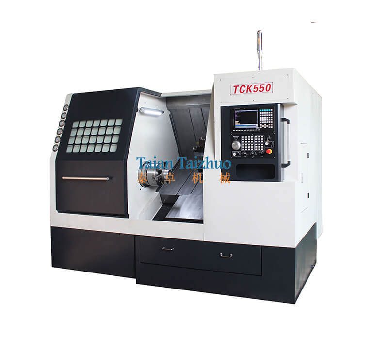 Slant Bed CNC Lathe TCK550C (3)