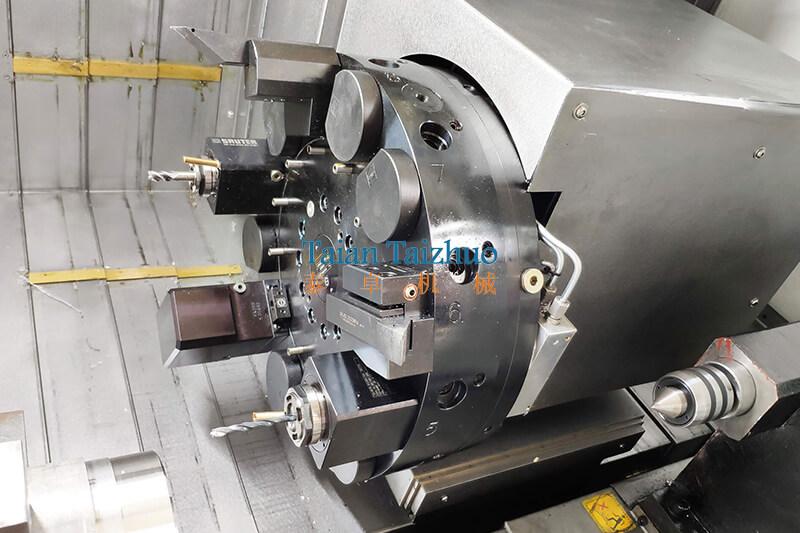Slant Bed CNC Lathe TCK550C (5)