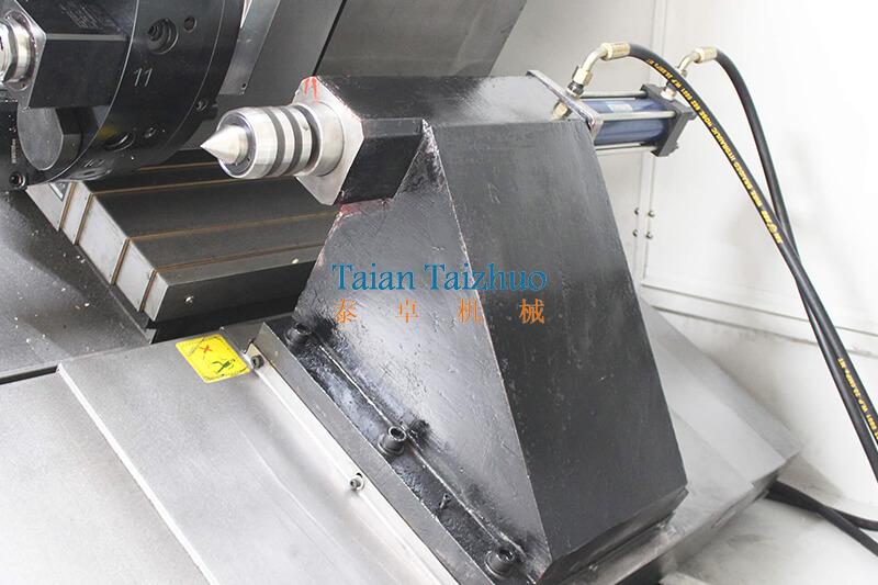 Slant Bed CNC Lathe TCK550C (6)