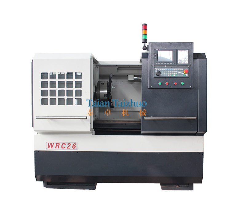 Wheel Repair CNC Lathe (1)