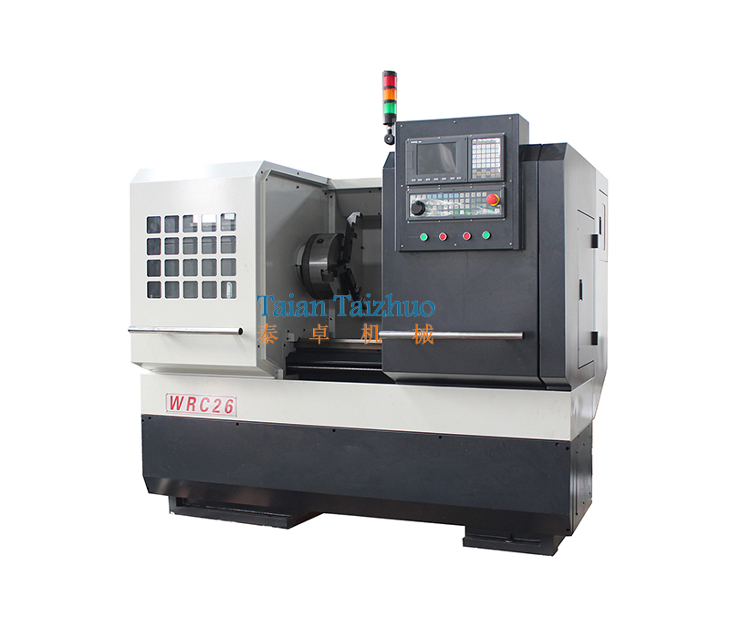 Wheel Repair CNC Lathe (2)