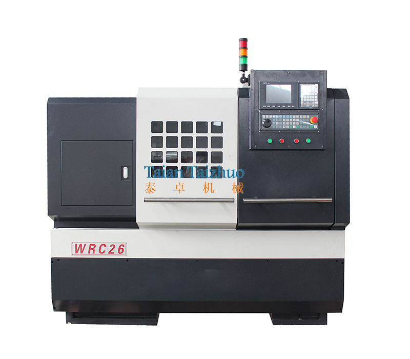 Wheel Repair CNC Lathe (3)