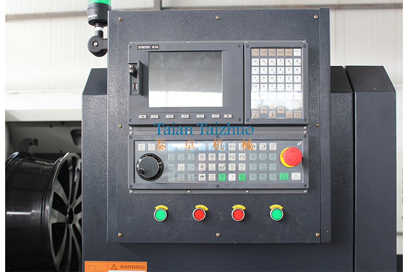 Wheel Repair CNC Lathe (4)