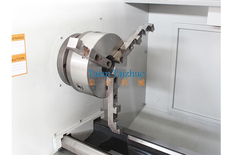 Wheel Repair CNC Lathe (4)