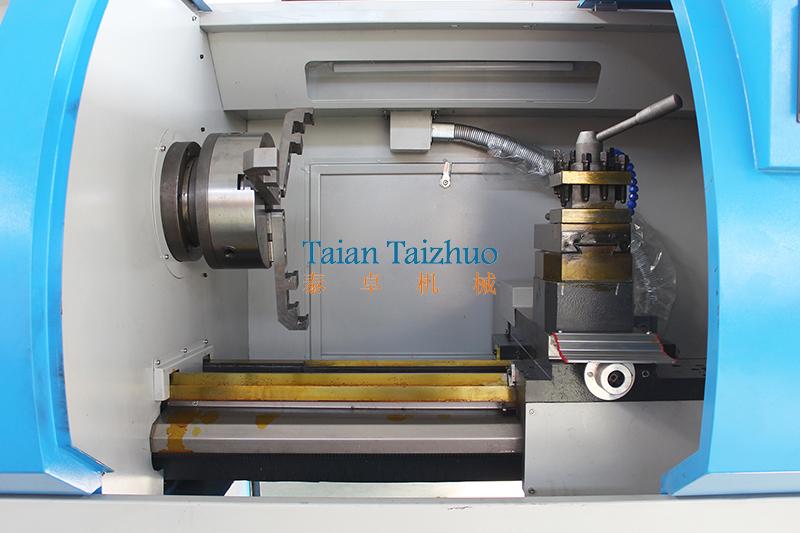 Wheel Repair CNC Lathe (6)