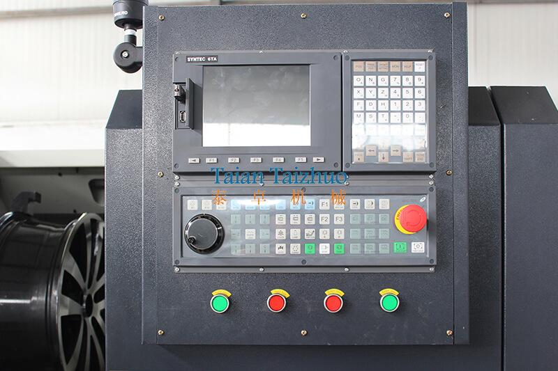 Wheel Repair CNC Lathe WRC28 (4)